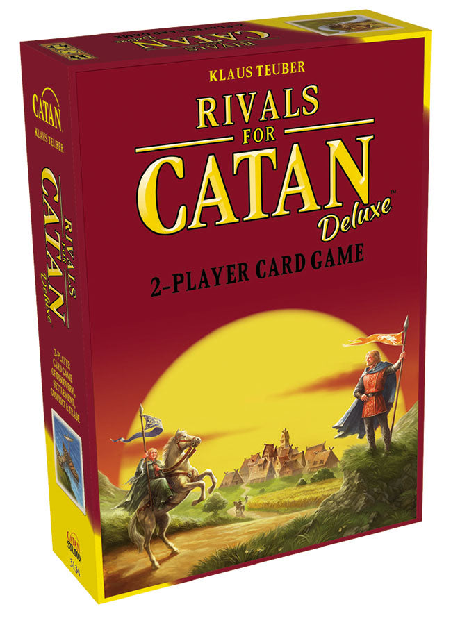 Rivals of Catan 2-Player Card Game | Phoenix Comics and Games