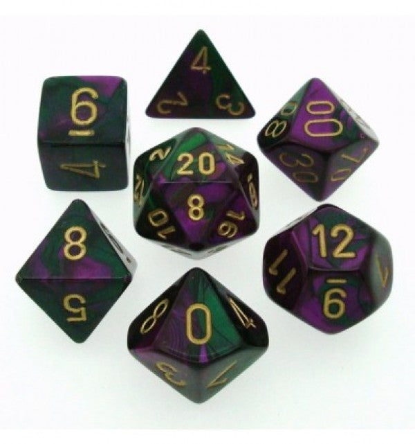 Gemini 3: Poly Green Purple/Gold (7) | Phoenix Comics and Games