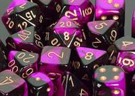Gemini 4: Poly Black Purple/Gold (7) | Phoenix Comics and Games
