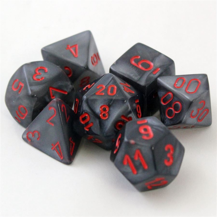 Velvet: Poly Black/Red (7) | Phoenix Comics and Games