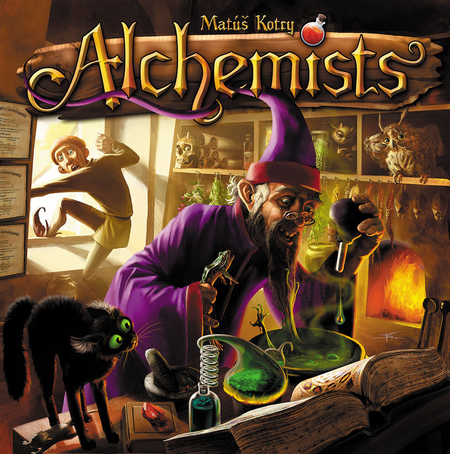 Alchemists | Phoenix Comics and Games