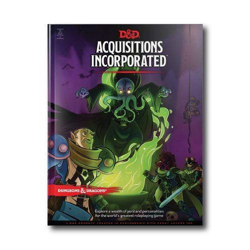 D&D Acquisitions Incorporated | Phoenix Comics and Games