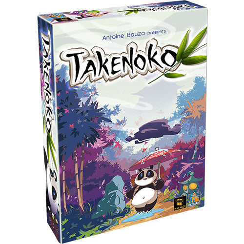 """A long time ago at the Japanese Imperial court, the Chinese Emperor offered a giant panda bear as a symbol of peace to the Japanese Emperor. Since then, the Japanese Emperor has entrusted his court members (the players) with the difficult task of caring for the animal by tending to his bamboo garden.