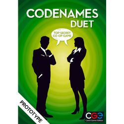Codenames Duet | Phoenix Comics and Games