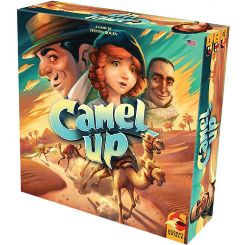 Camel Up | Phoenix Comics and Games