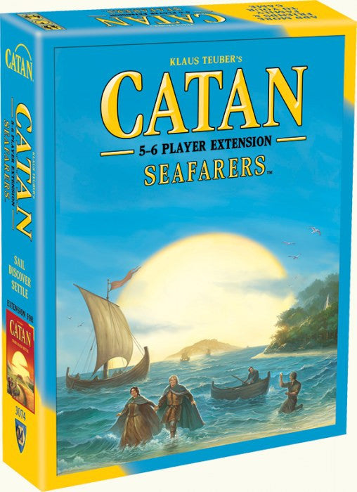 Catan Seafarers 5-6 Player Expansion | Phoenix Comics and Games