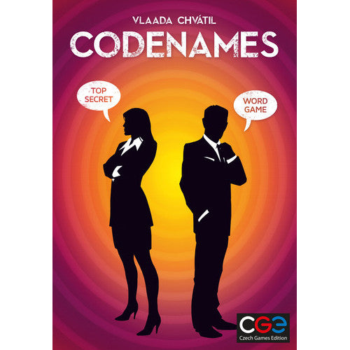 Codenames | Phoenix Comics and Games