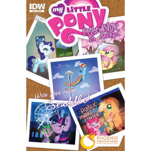 My Little Pony #30 (Store Variant Cover)