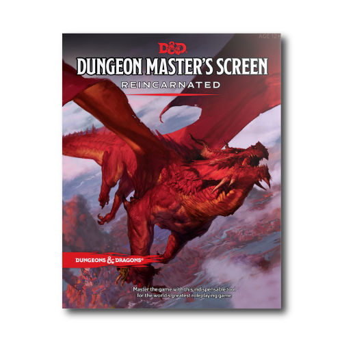 D&D Dungeon Master's Screen | Phoenix Comics and Games