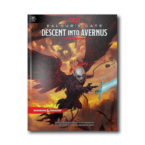 D&D Baldur's Gate Descent into Avernus | Phoenix Comics and Games