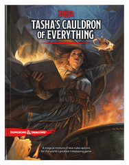 D&D Tasha's Cauldron of Everything (Preorder) | Phoenix Comics and Games