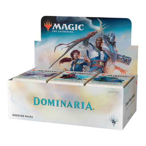 Magic Dominaria Booster Box