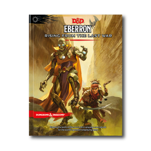 D&D Eberron Rising from the Last War | Phoenix Comics and Games
