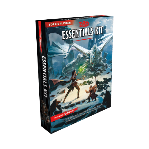 D&D Essentials Kit | Phoenix Comics and Games