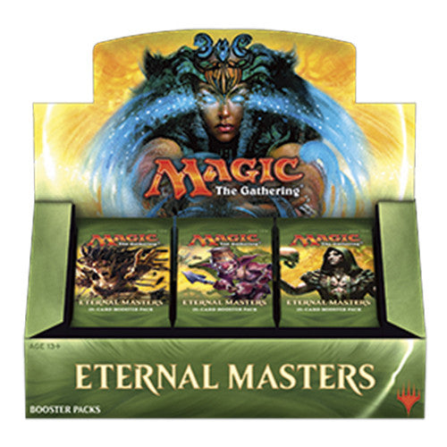 Eternal Masters Booster Box | Phoenix Comics and Games