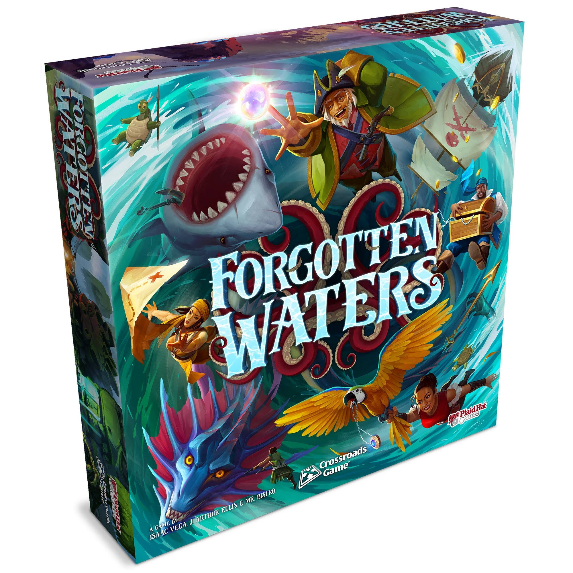 Forgotten Waters | Phoenix Comics and Games
