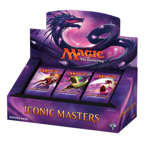 Magic: Iconic Masters Booster Box