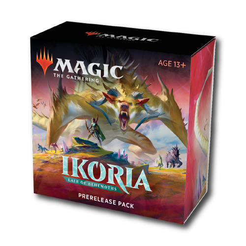 Ikoria Prerelease Pack & Prerelease at Home (Preorder) | Phoenix Comics and Games