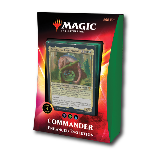 Commander 2020 Decks | Phoenix Comics and Games