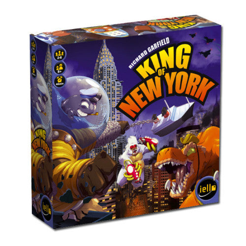 King of New York | Phoenix Comics and Games