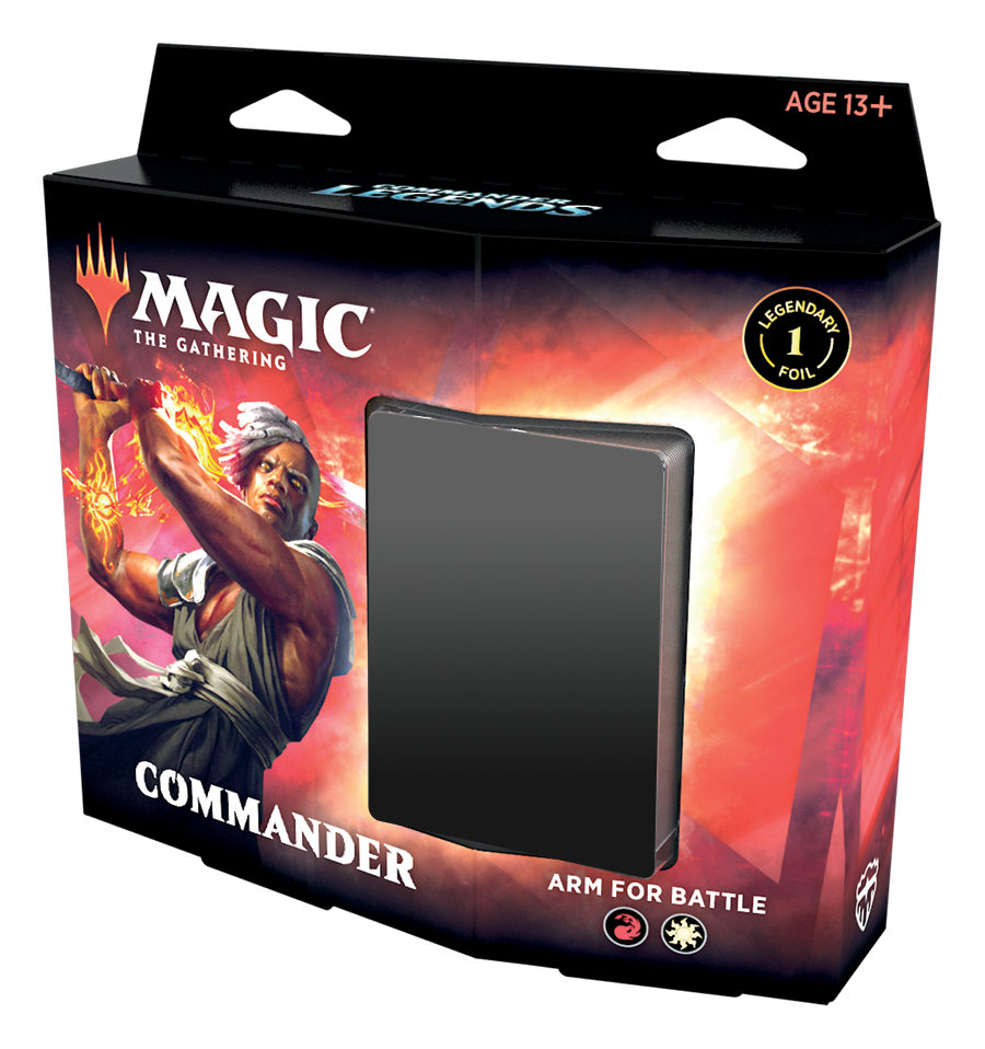 Commander Legends Commander Decks | Phoenix Comics and Games