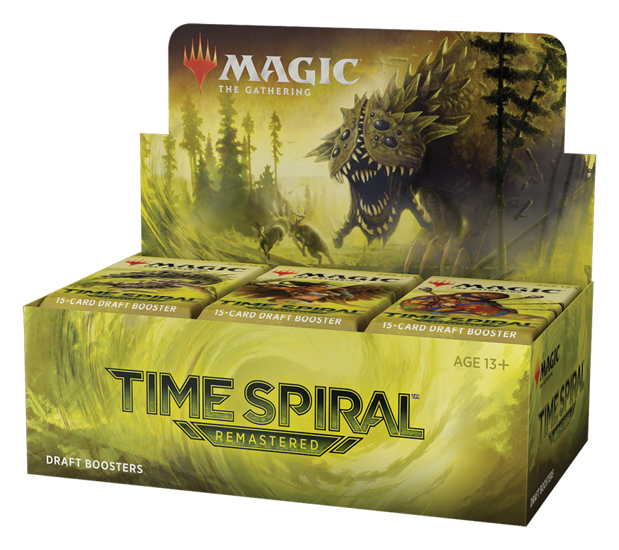 Time Spiral Remastered Draft Booster Box (Preorder) | Phoenix Comics and Games
