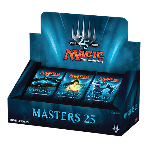 Masters 25 Booster Box | Phoenix Comics and Games