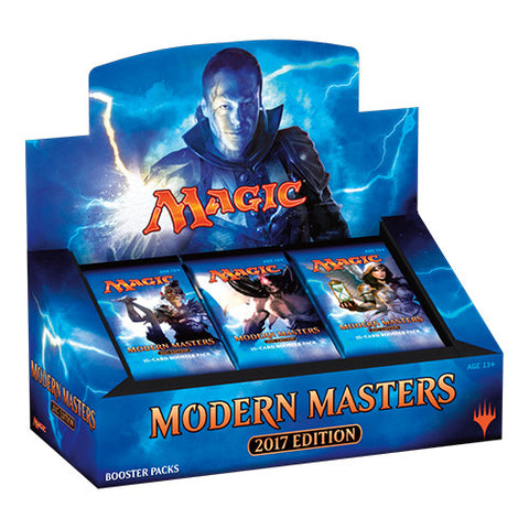 Magic: Modern Masters 2017 Booster Box
