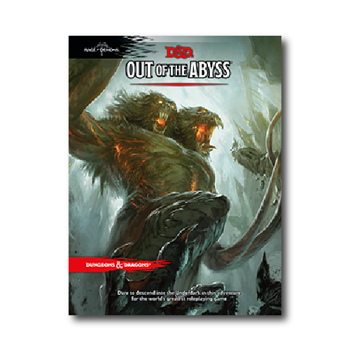 D&D Out of the Abyss | Phoenix Comics and Games