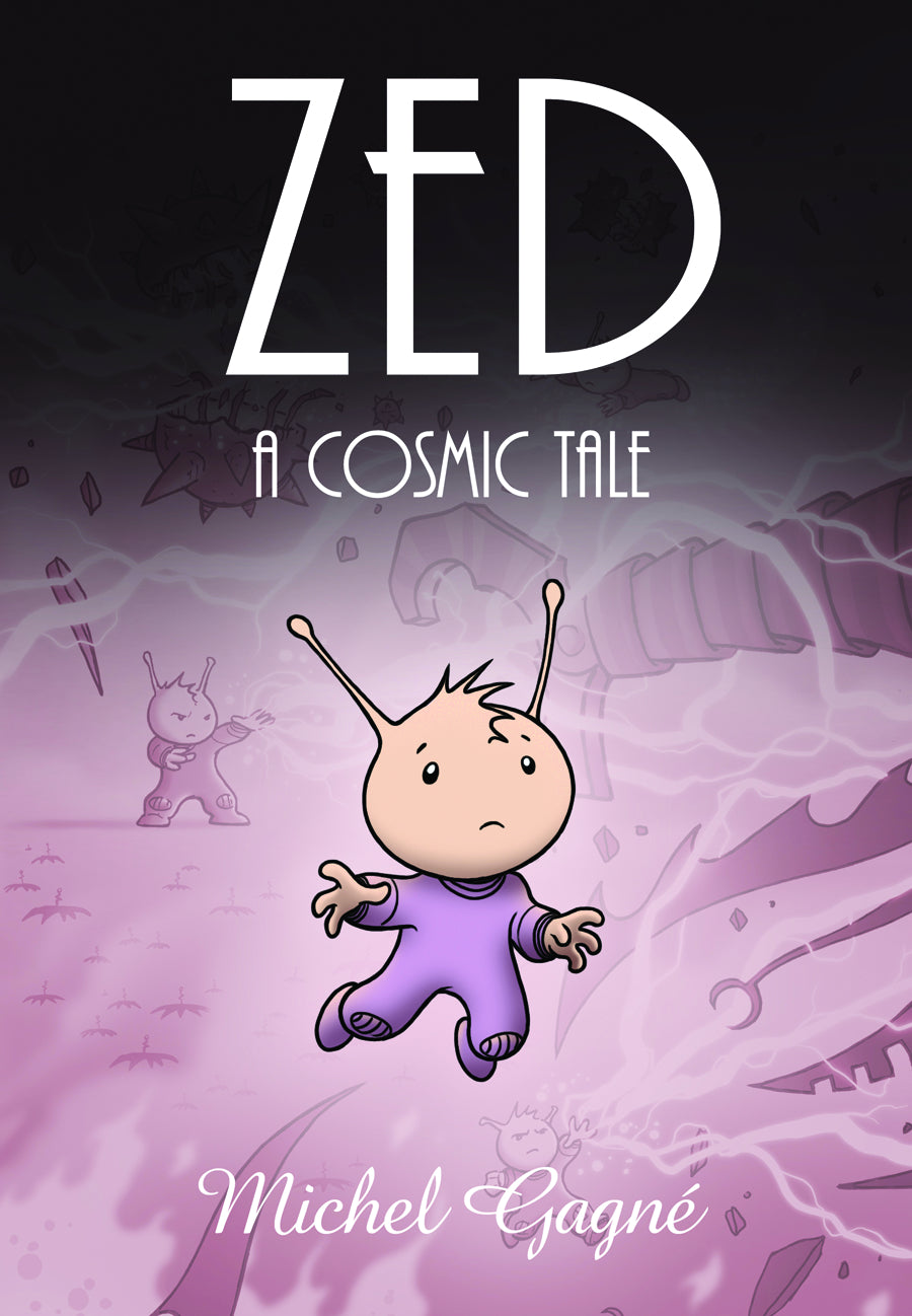ZED A COSMIC TALE TP | Phoenix Comics and Games