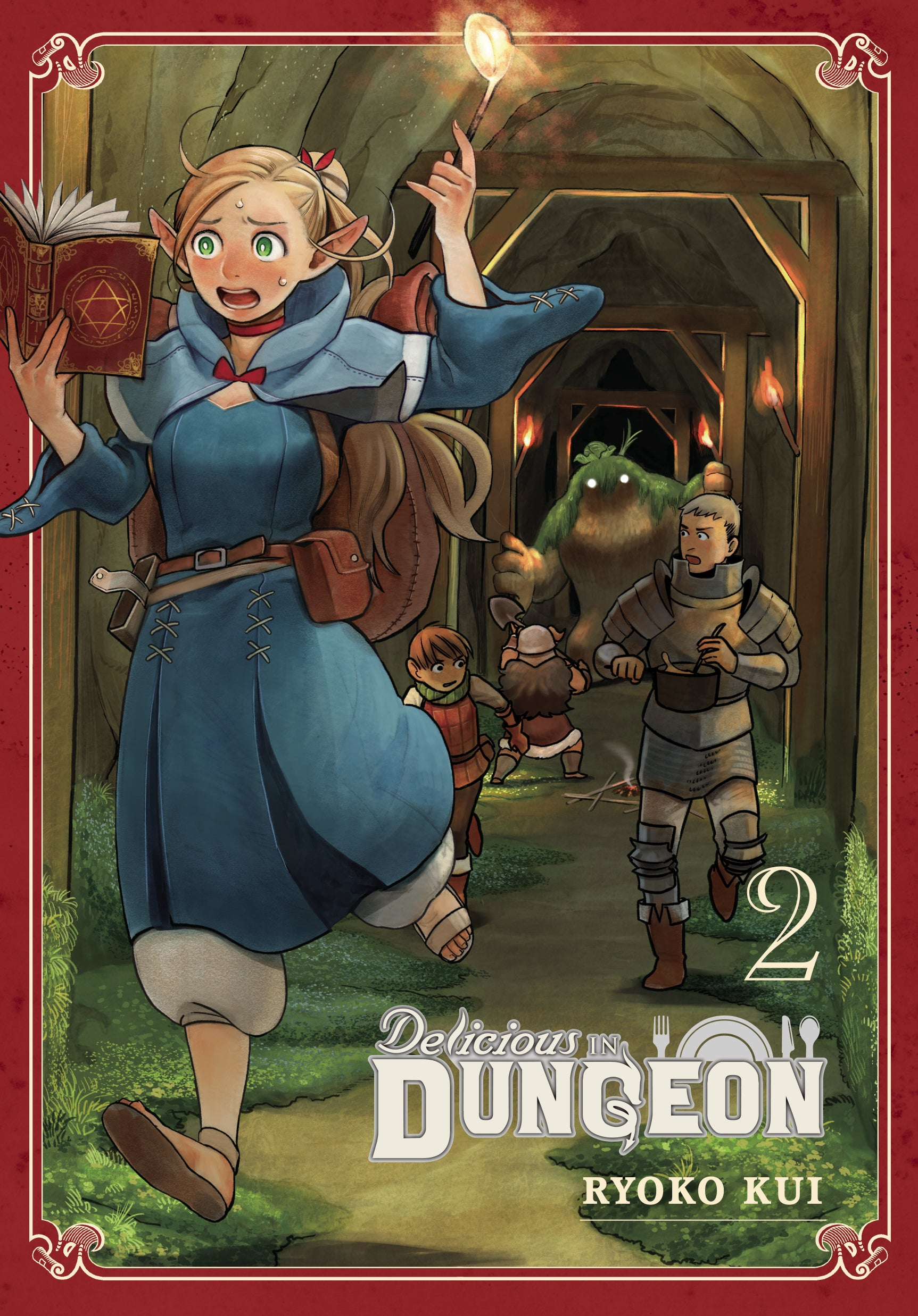 DELICIOUS IN DUNGEON GN VOL 02 (C: 0-1-0) | Phoenix Comics and Games
