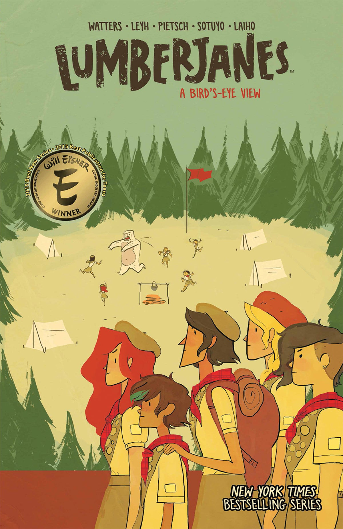 LUMBERJANES TP VOL 07 (C: 0-1-2) | Phoenix Comics and Games