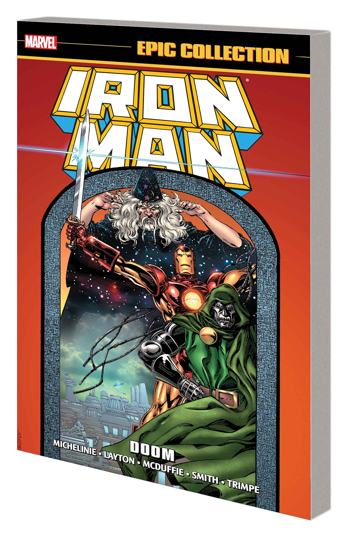 IRON MAN EPIC COLLECTION TP DOOM | Phoenix Comics and Games