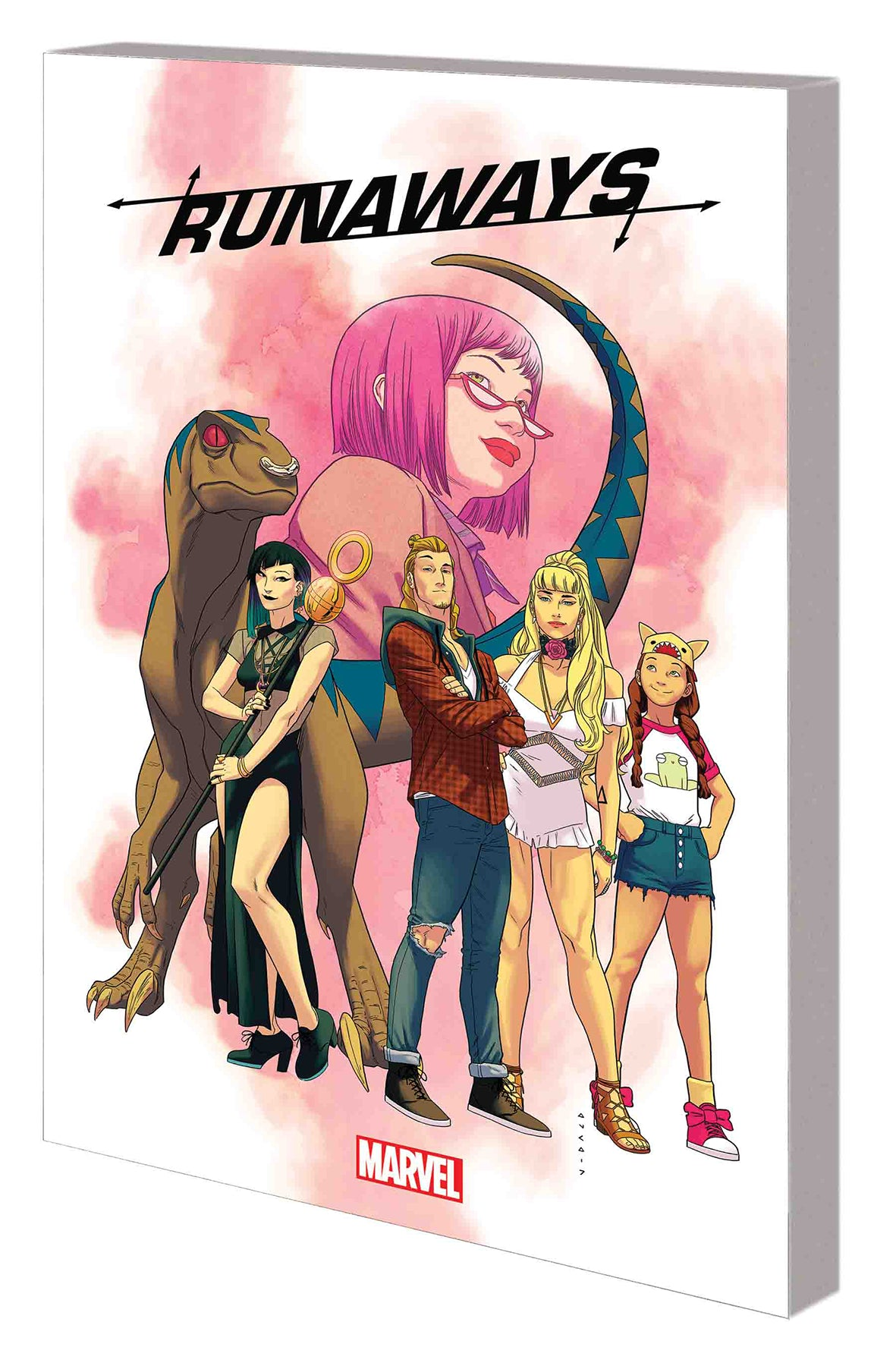 RUNAWAYS BY RAINBOW ROWELL TP VOL 01 FIND YOUR WAY HOME | Phoenix Comics and Games