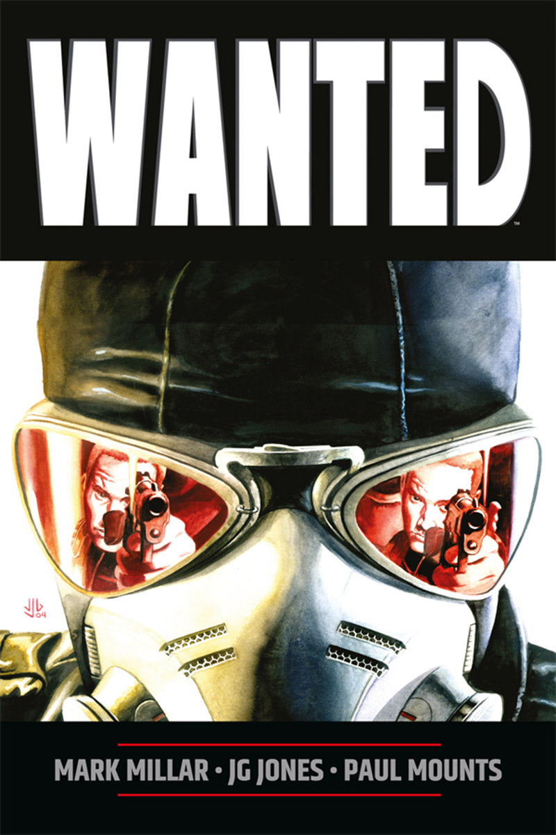 WANTED GN (NEW PTG) (MR) | Phoenix Comics and Games
