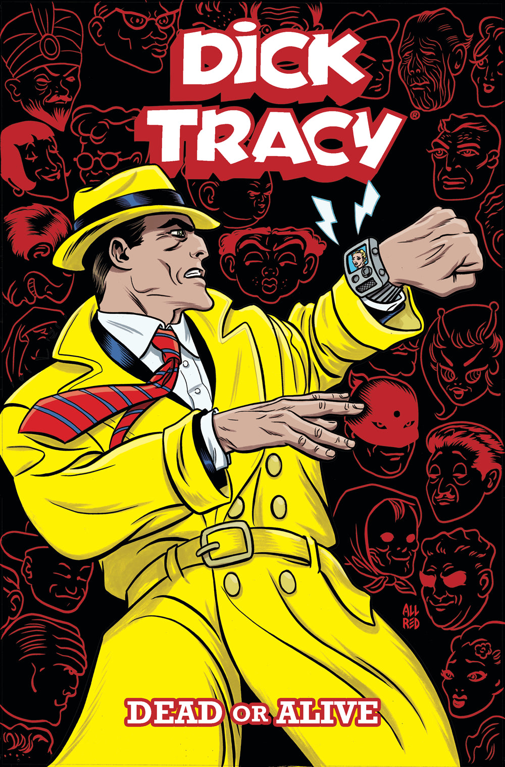 DICK TRACY DEAD OR ALIVE TP (C: 0-1-2) | Phoenix Comics and Games