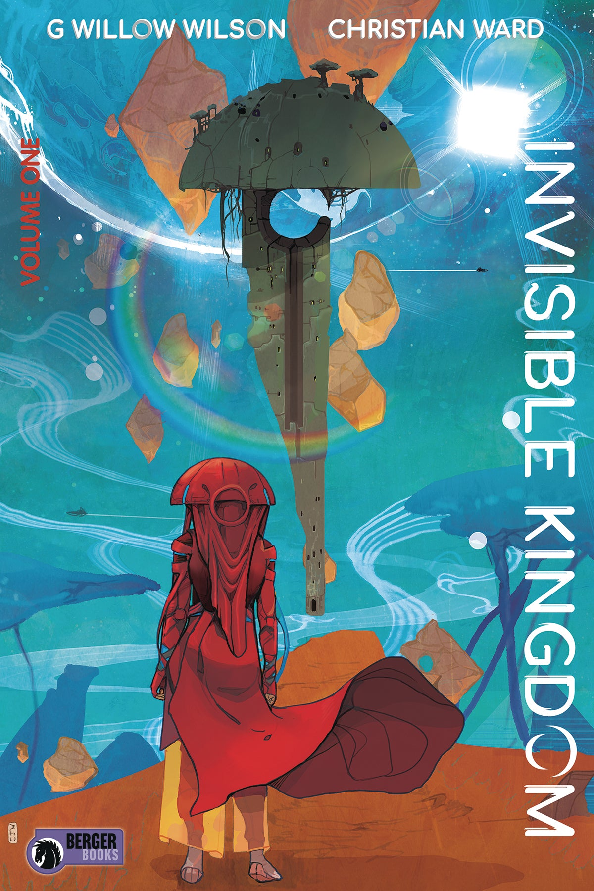 INVISIBLE KINGDOM TP VOL 01 (MR) (C: 0-1-2) | Phoenix Comics and Games
