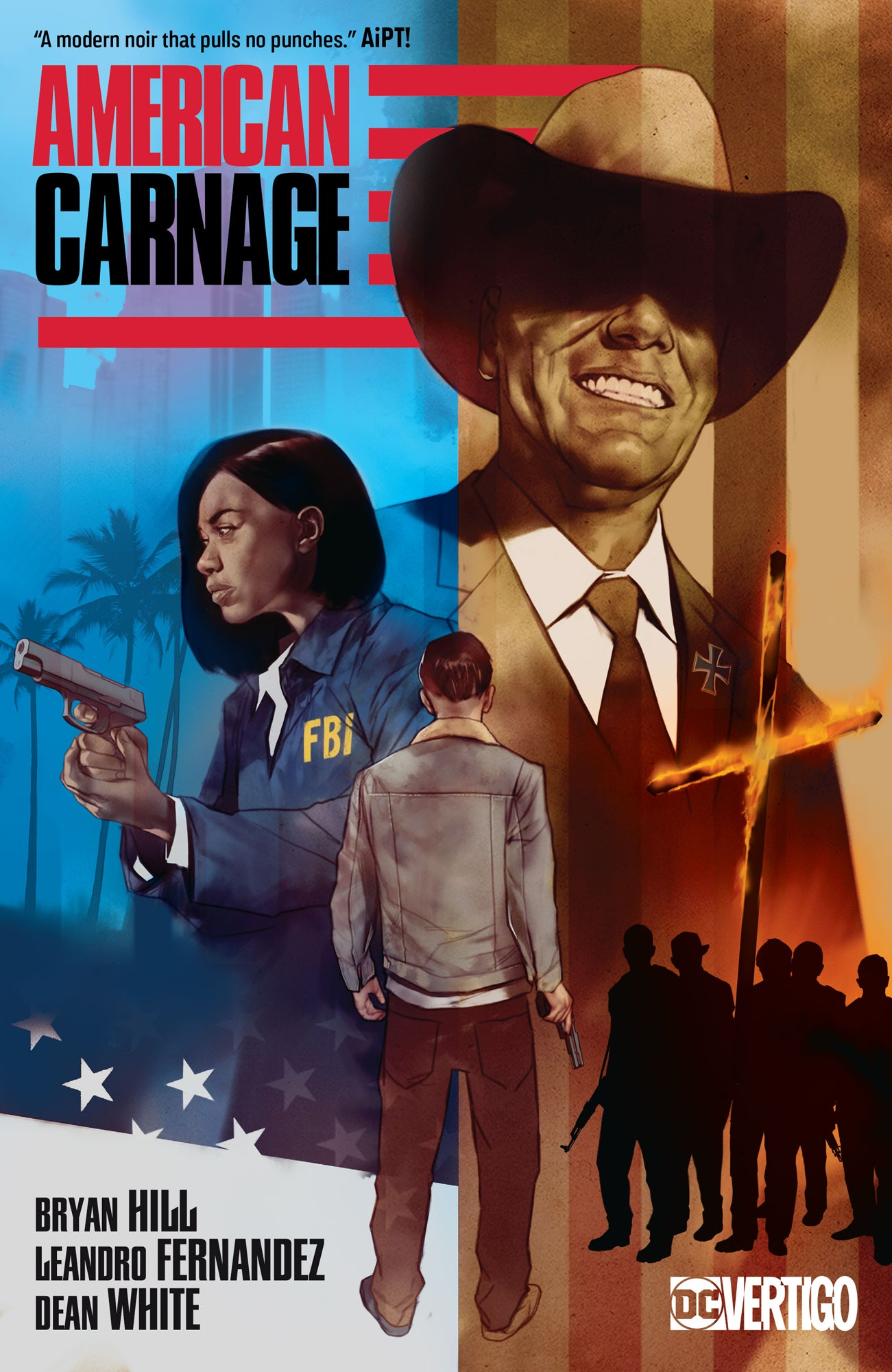 AMERICAN CARNAGE TP (MR) | Phoenix Comics and Games
