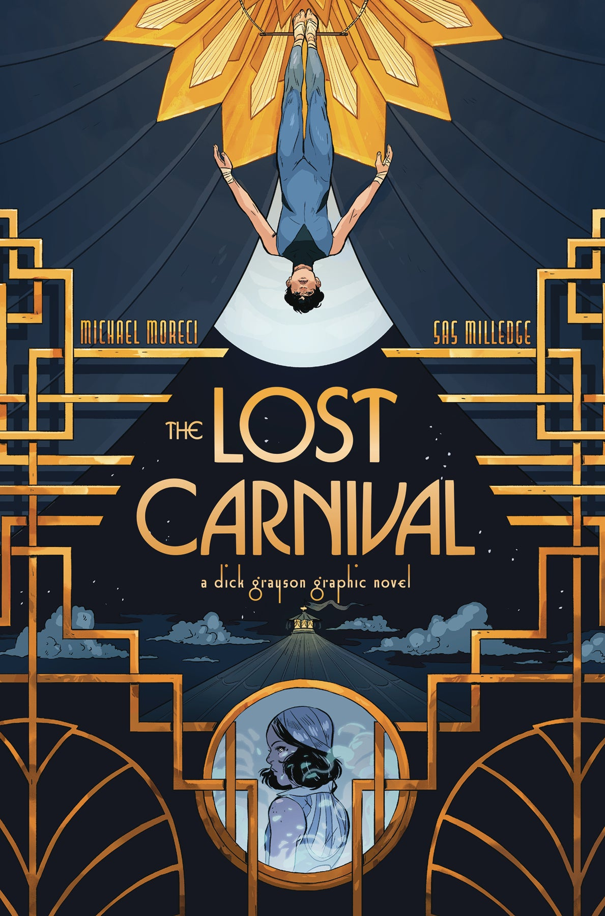 LOST CARNIVAL A DICK GRAYSON GRAPHIC NOVEL TP | Phoenix Comics and Games
