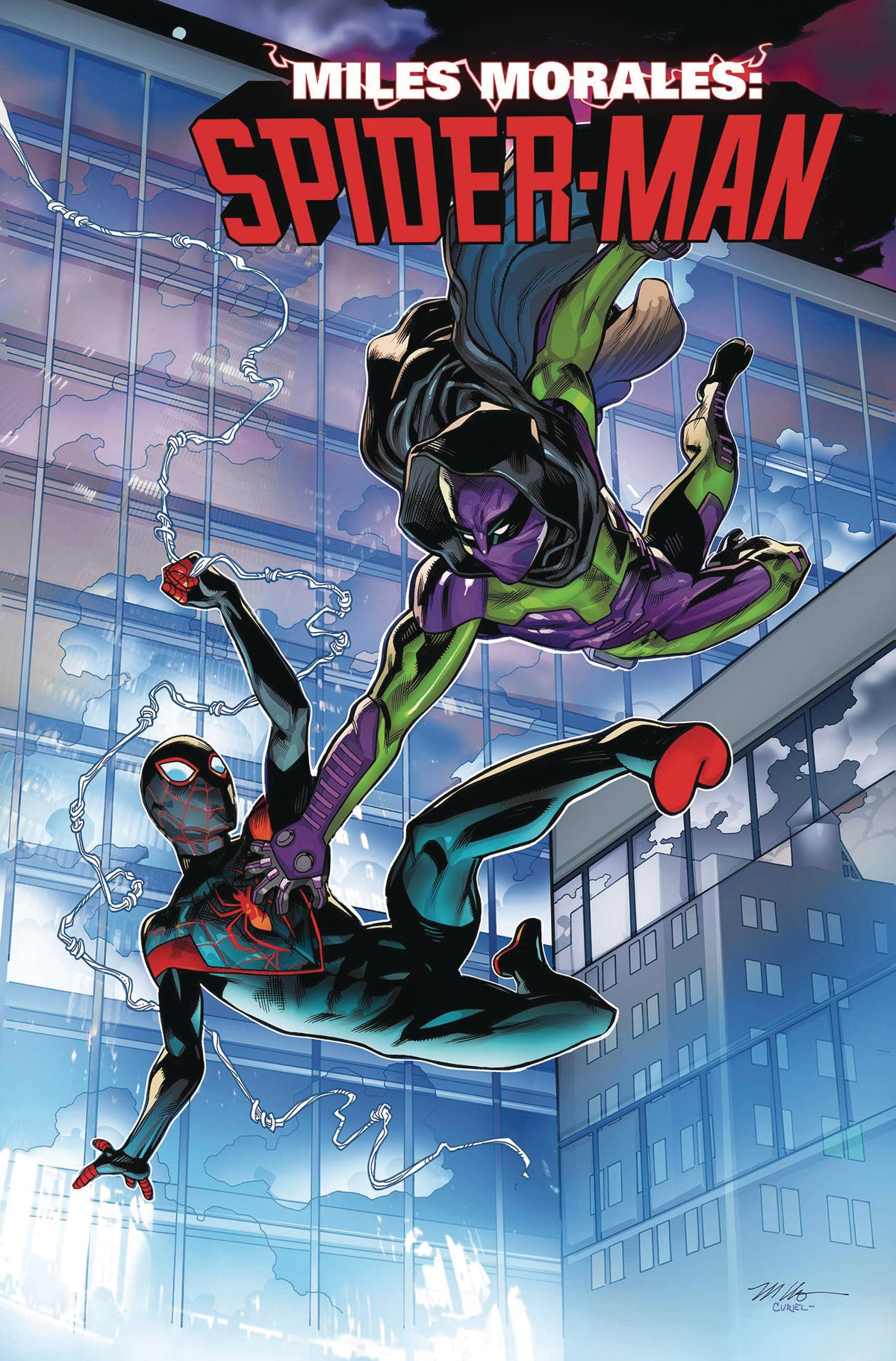 MILES MORALES TP VOL 03 FAMILY BUSINESS | Phoenix Comics and Games