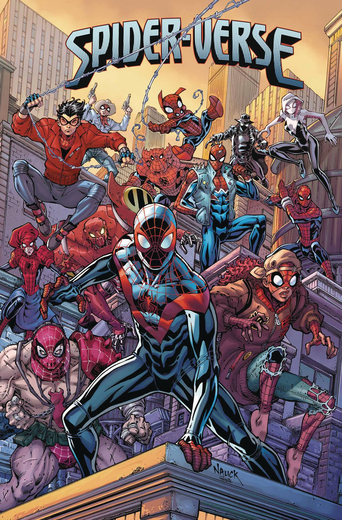 SPIDER-VERSE TP SPIDER-ZERO | Phoenix Comics and Games