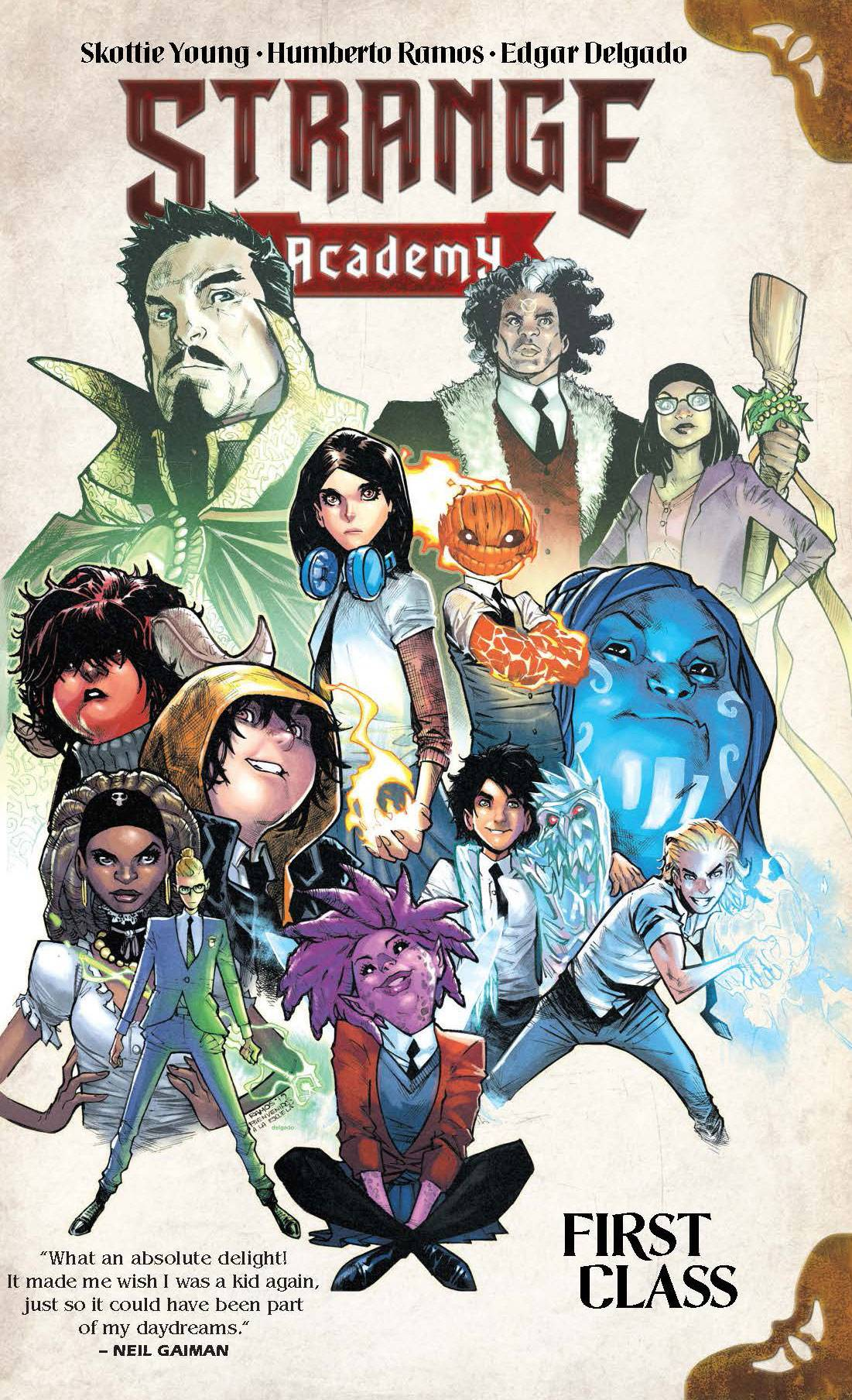 STRANGE ACADEMY GN TP FIRST CLASS | Phoenix Comics and Games