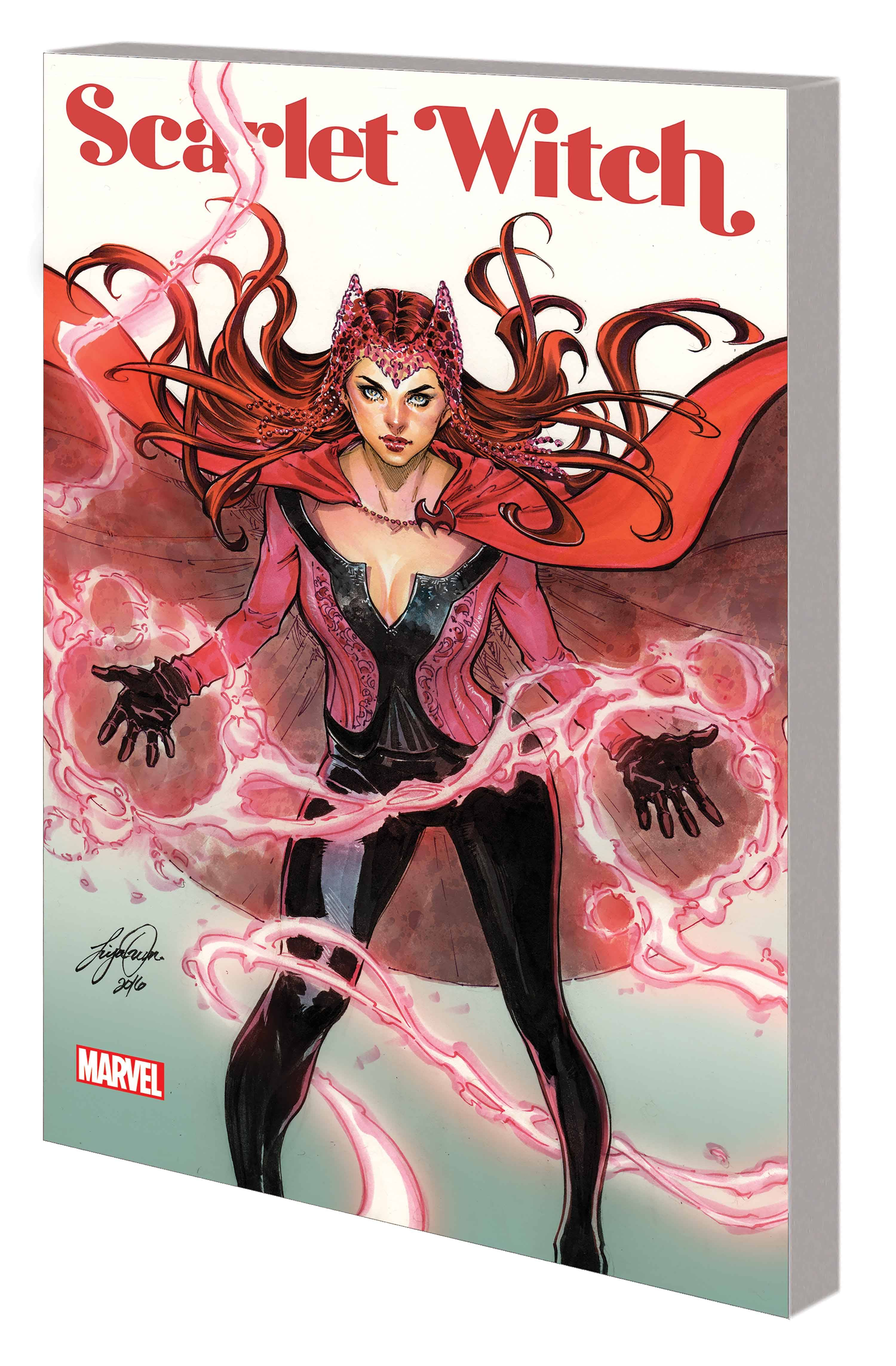 SCARLET WITCH BY JAMES ROBINSON COMPLETE COLLECTION TP | Phoenix Comics and Games