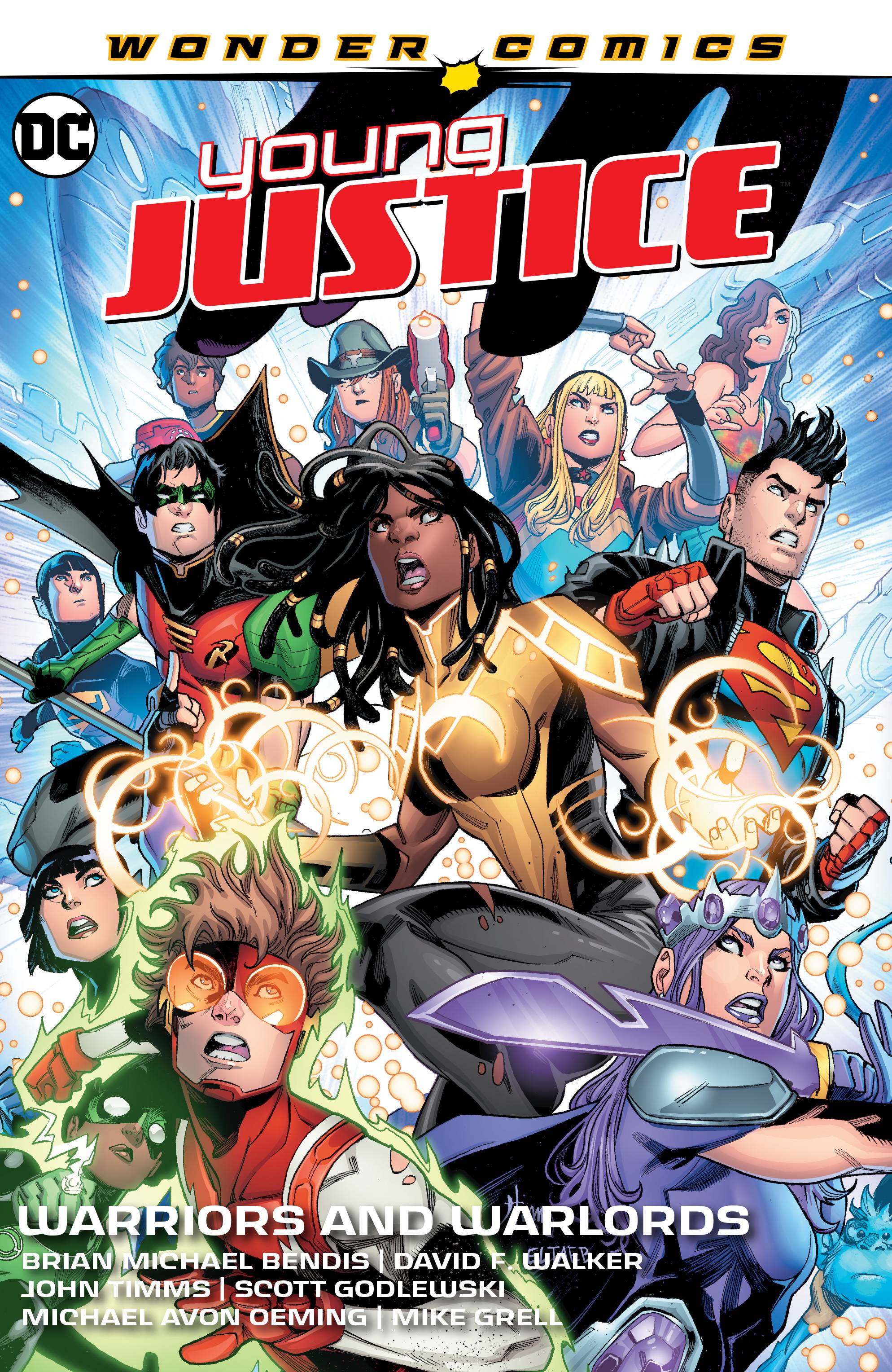 YOUNG JUSTICE TP VOL 03 WARRIORS AND WARLORDS | Phoenix Comics and Games