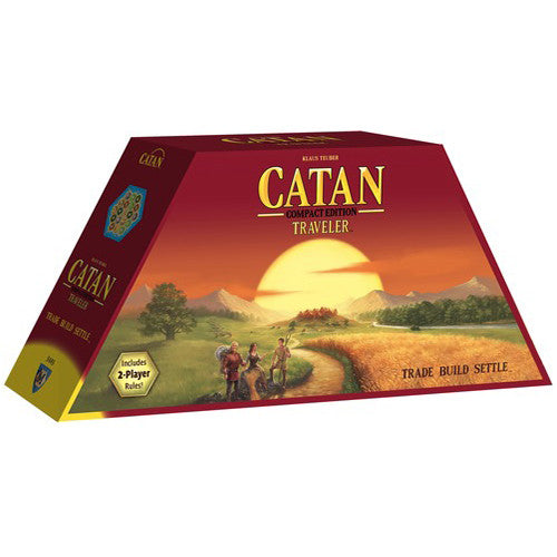 Catan Traveler Edition | Phoenix Comics and Games