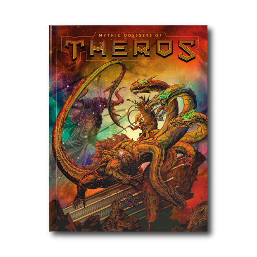 D&D Mythic Odysseys of Theros (Preorder) | Phoenix Comics and Games