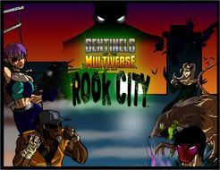 Sentinels of the Multiverse: Rook City | Phoenix Comics and Games