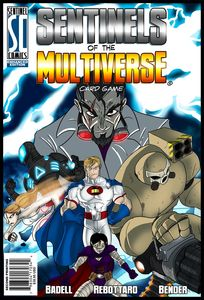 Sentinels of the Multiverse: Enhanced Second Edition | Phoenix Comics and Games