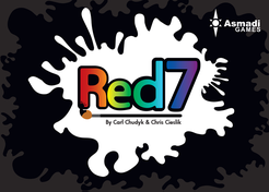 Red7 Card Game | Phoenix Comics and Games