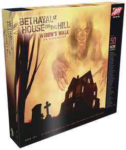 Betrayal ATHOTH: Widow's Walk